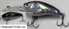 "NEW 3½"" Angry Shad™ - HD LifeLike Holographic Crank Bait Lure by HolographicTackle.com"